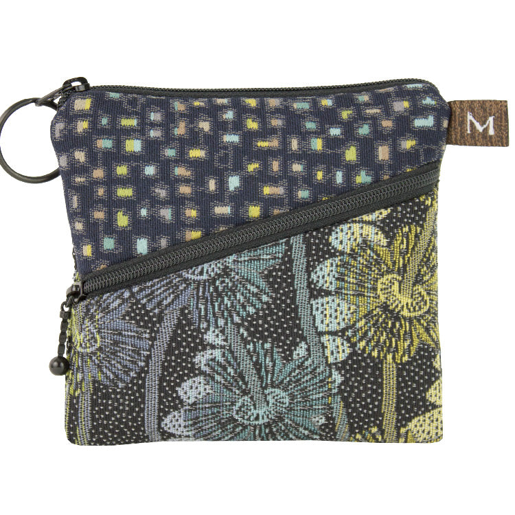 Maruca Roo Pouch in Warped Floral Cool