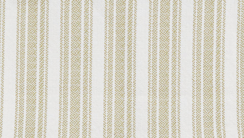 Carpathian Stripe Placemats in Chartreuse