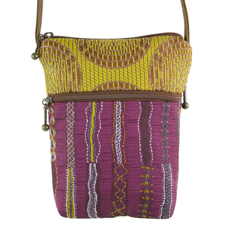 Maruca Sprout Handbag in Stitch Sample