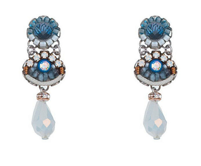 Dianella Pond Earrings by Ayala Bar