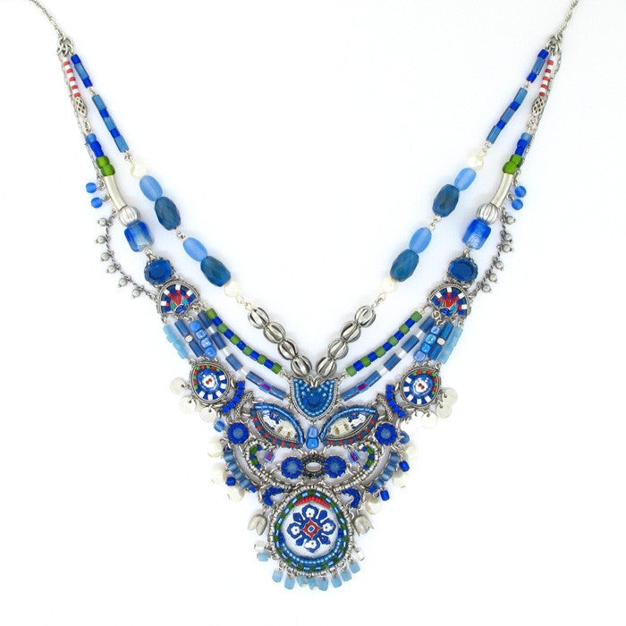 Limited Edition- Riviera Maya Classic Collection Necklace by Ayala Bar