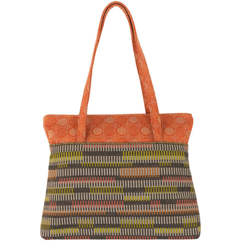 Maruca Boxcar Handbag in Zen Grey