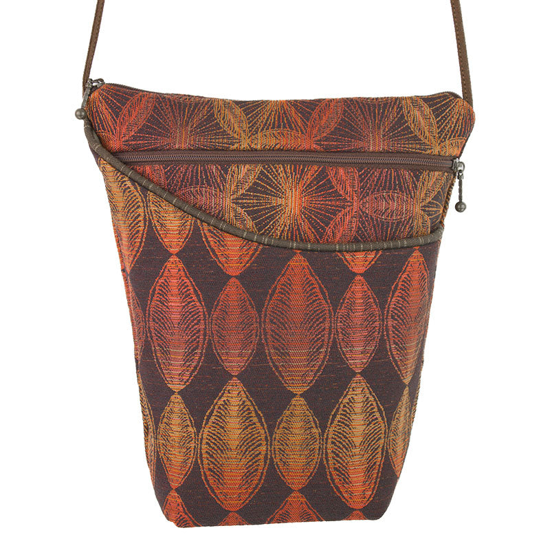 Maruca City Girl Handbag in Cacao Sienna