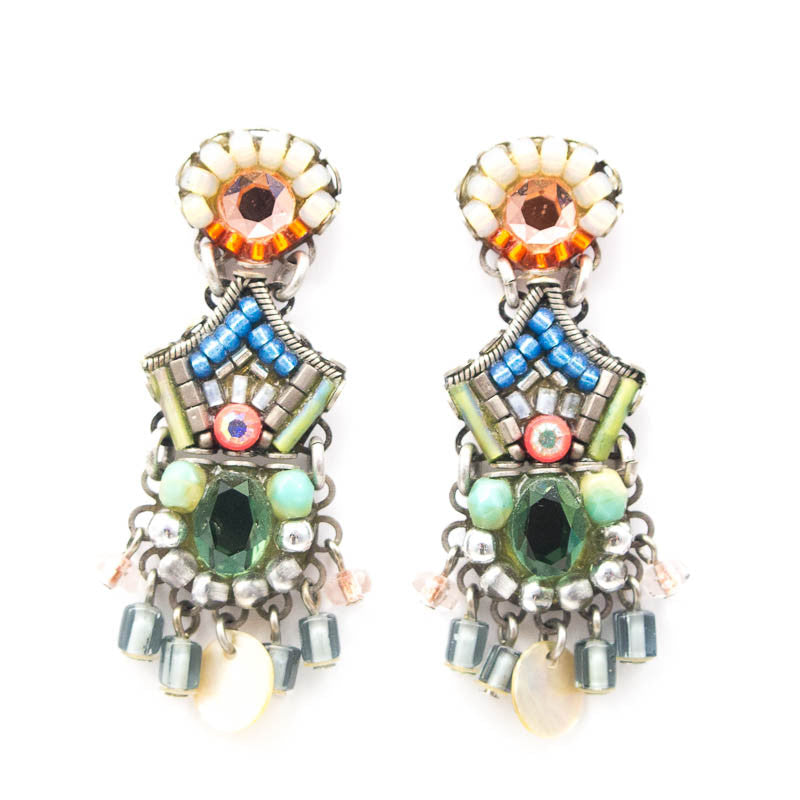Oceanside Large Classic Collection Earrings by Ayala Bar