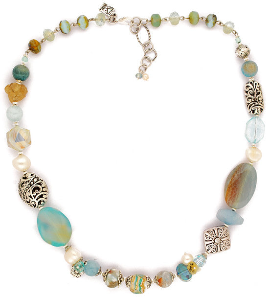 The Outer Banks Necklace by Desert Heart