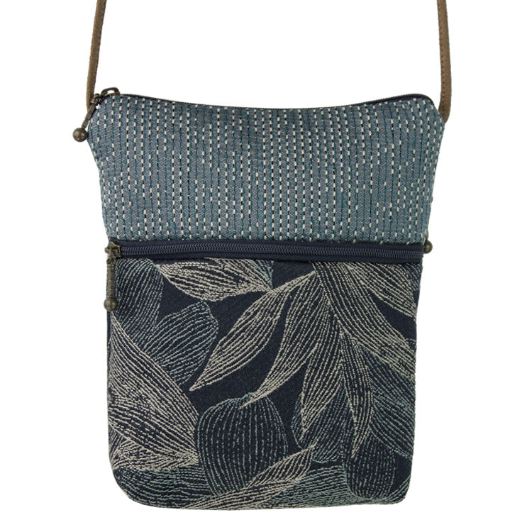 Maruca Li'l Buddy Handbag in Kelp Navy