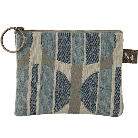 Maruca Coin Purse in Mod Egg Blue