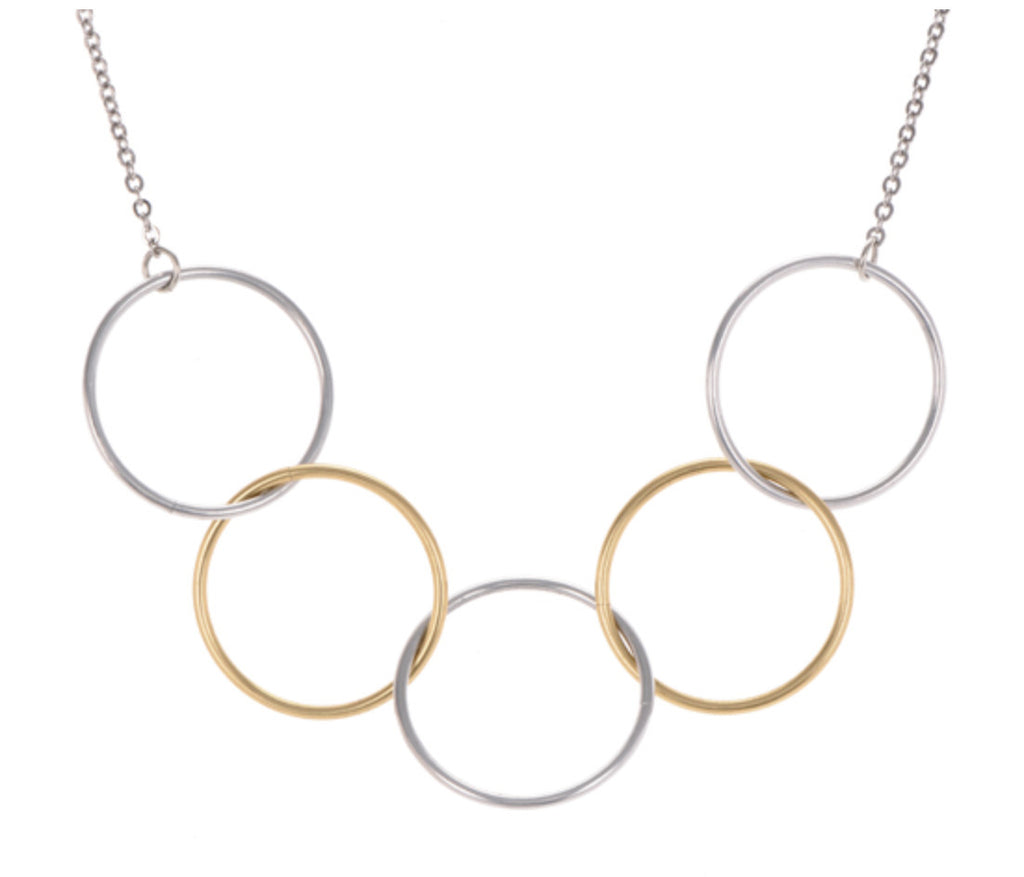 Necklace Five Loop