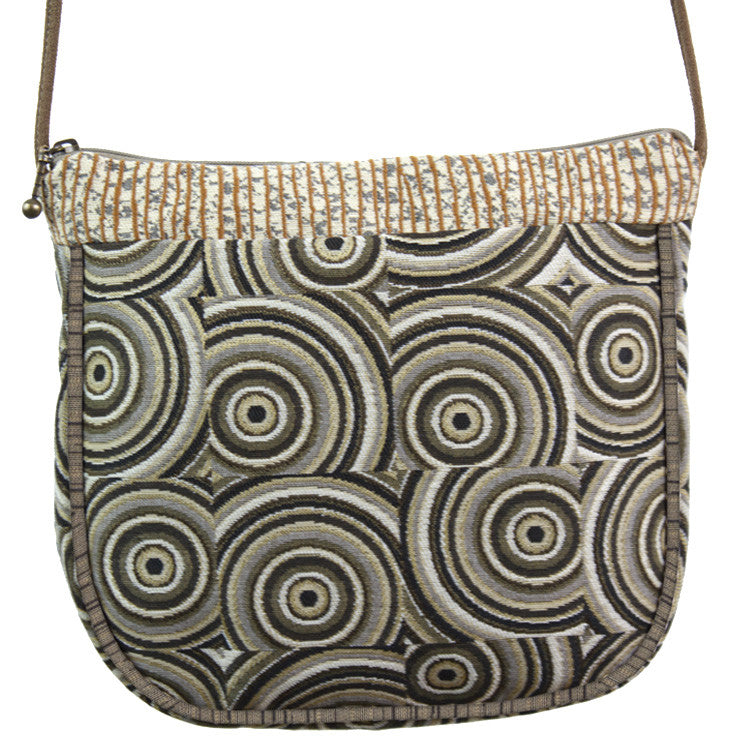 Maruca Village Handbag in Yo-Yo Black
