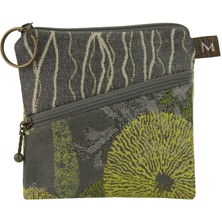 Maruca Roo Pouch in Reef Grey