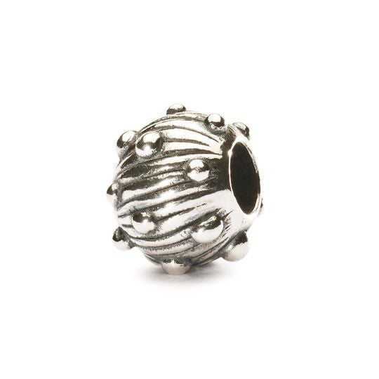 Silver Sea Urchin by Trollbeads