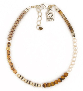 Tiger Eye Bracelet by Desert Heart
