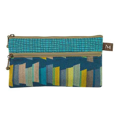 Maruca Heidi Wallet in Juju Teal
