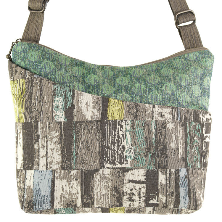 Maruca Cottage Bag in Planks