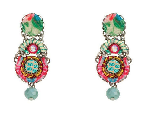 Florence Earrings by Ayala Bar