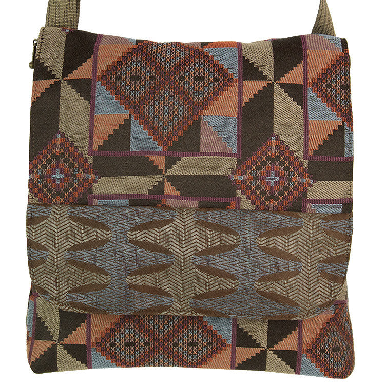 Maruca Johnny Bag in Quilt Earth