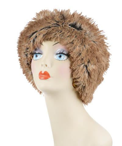Red Fox Luxury Faux Fur Headband
