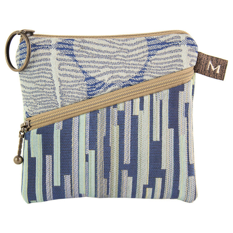 Maruca Roo Pouch in Boxcar Blue
