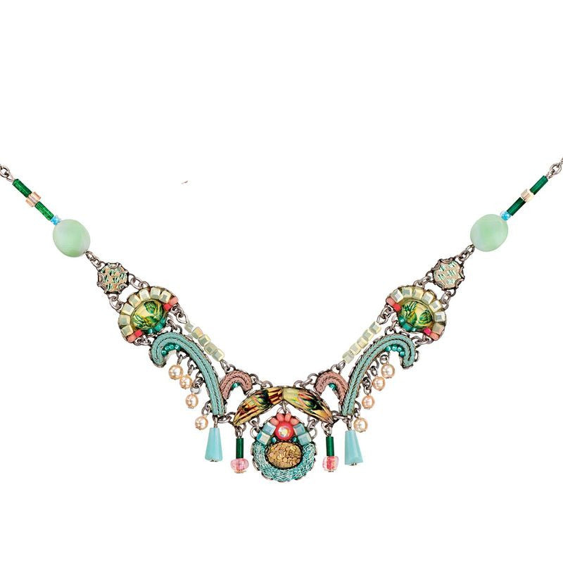 Alchemilla Spirit Classic Collection Necklace by Ayala Bar