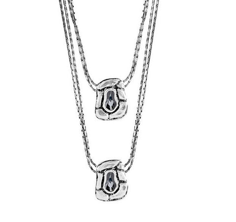 Double Sinner Necklace