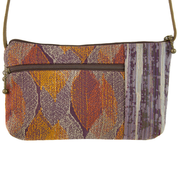 Maruca TomBoy Handbag in Fusion Leaf Purple