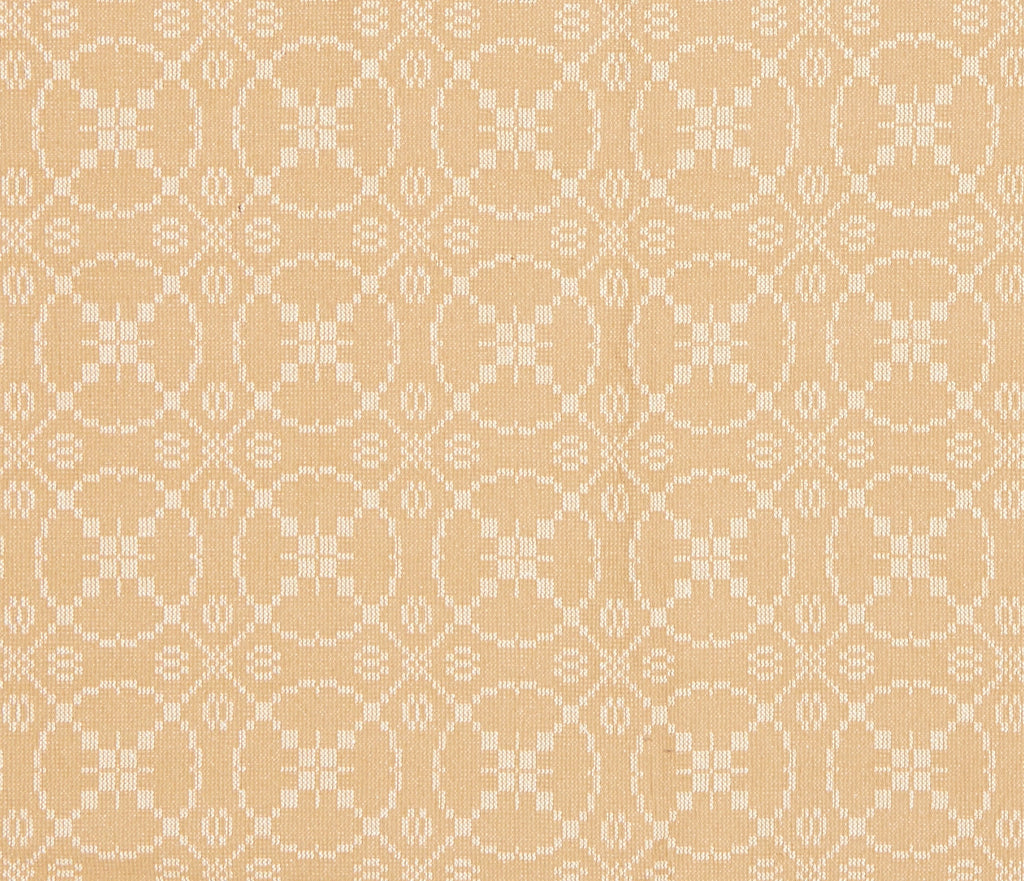 Curious Apprentice King Coverlet in Tan