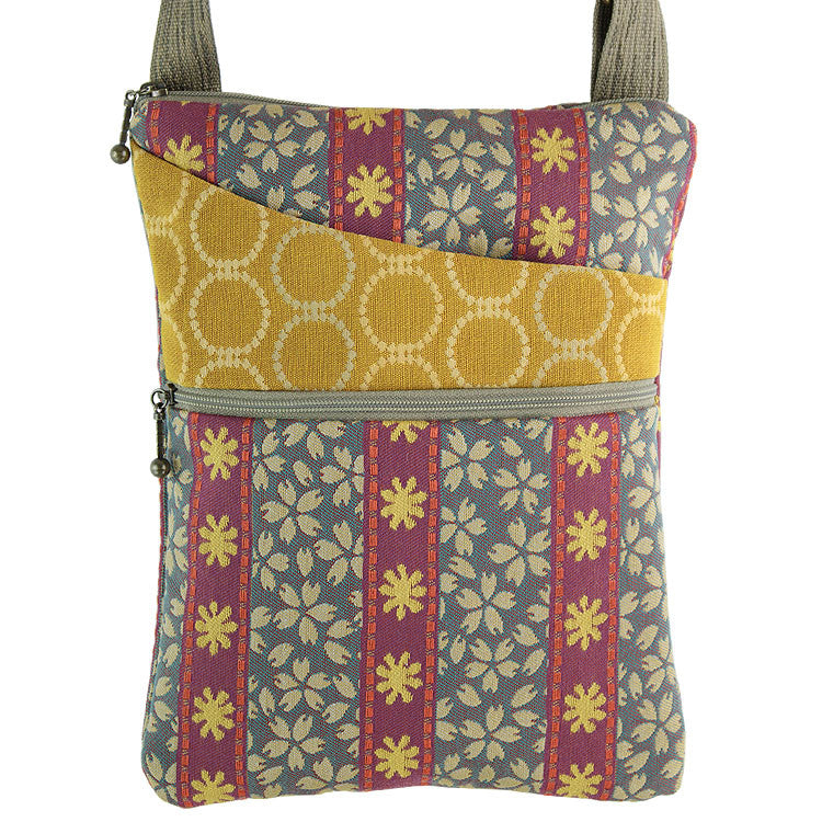 Maruca Pocket Bag in Trellis Jewel