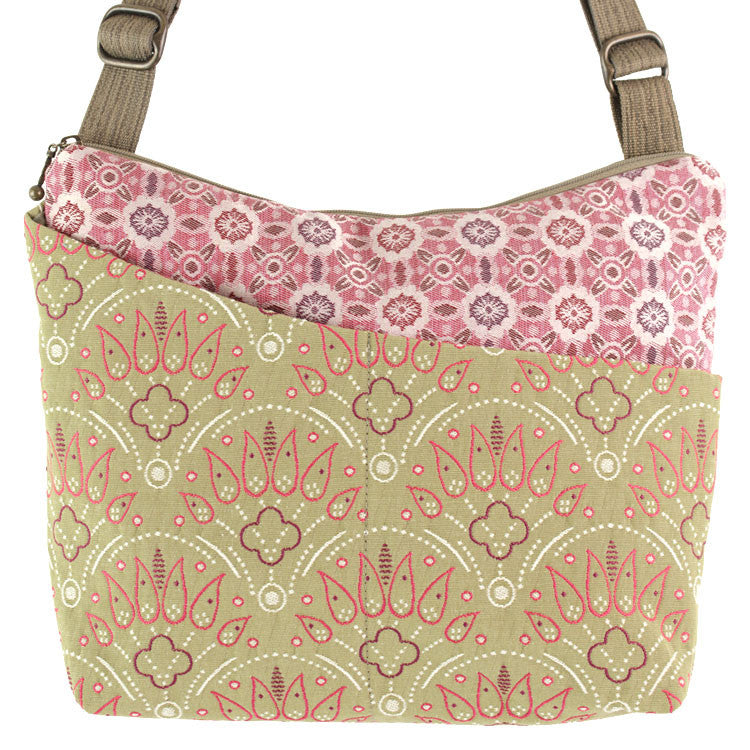 Maruca Cottage Bag in Fandango