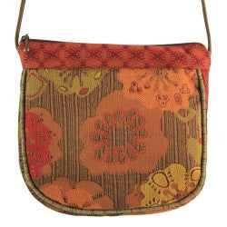 Maruca Village Handbag in Urchin Flower Warm