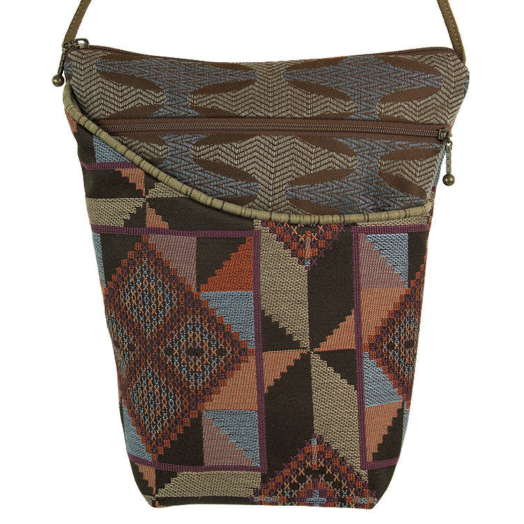 Maruca City Girl Handbag in Quilt Earth