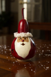 Santa with Stars Gourd - Available in Multiple Sizes