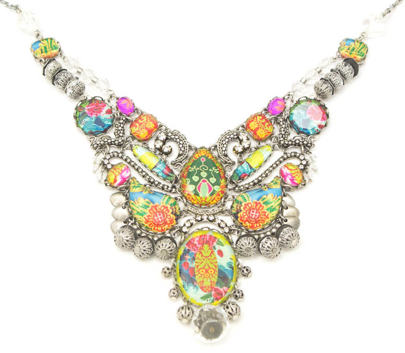 Neon Tropics Radiance Collection Necklace by Ayala Bar