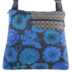 Maruca Worker Bee Handbag in Urchin Flower Cool