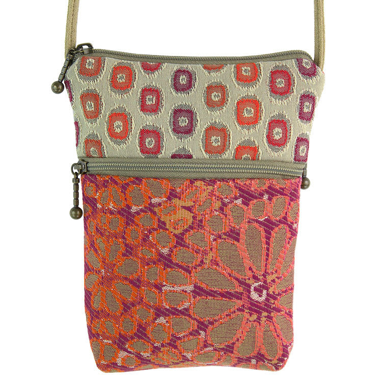 Maruca Sprout Handbag in Botany Hot