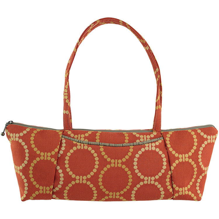 Maruca Millie-Lu Handbag in Linked Orange