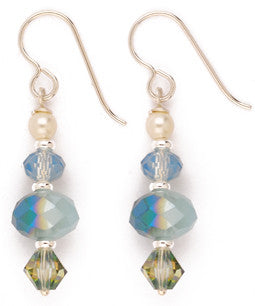 New Blue B Earrings by Desert Heart