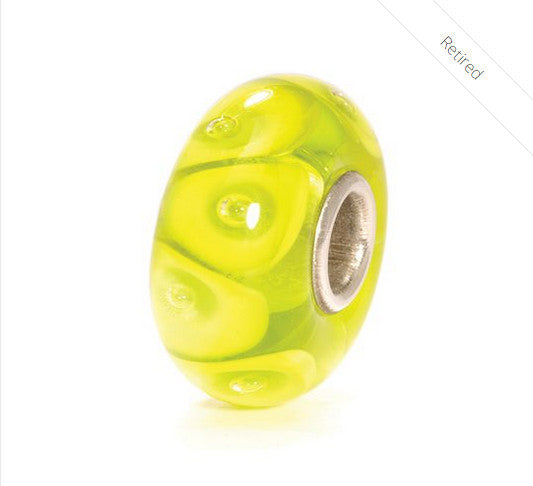 R-Lime by Trollbeads