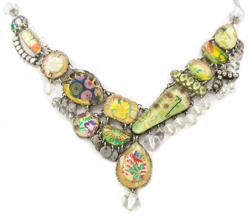 Country Hillside Radiance Collection Necklace by Ayala Bar