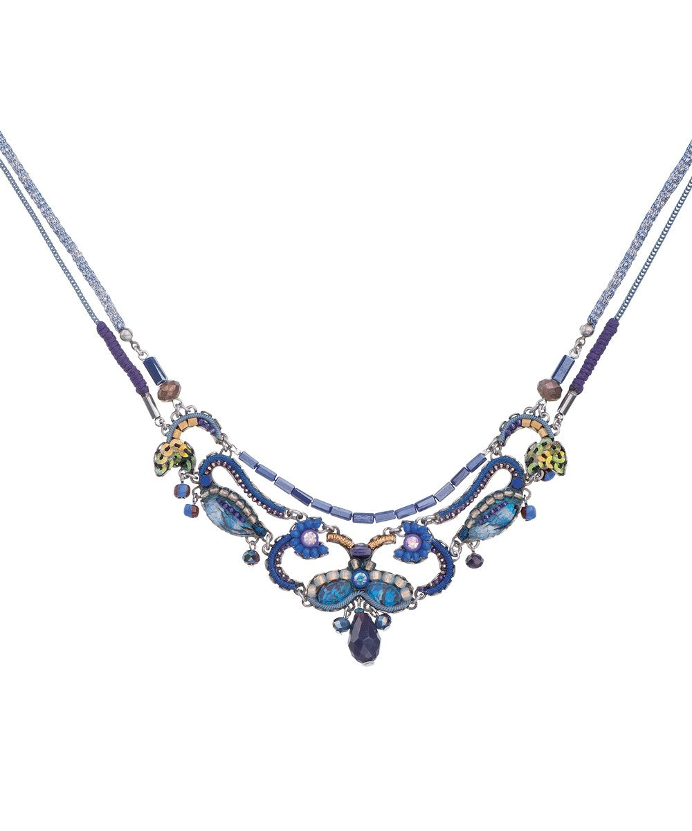 Sapphire Rain Blue Skies Necklace by Ayala Bar
