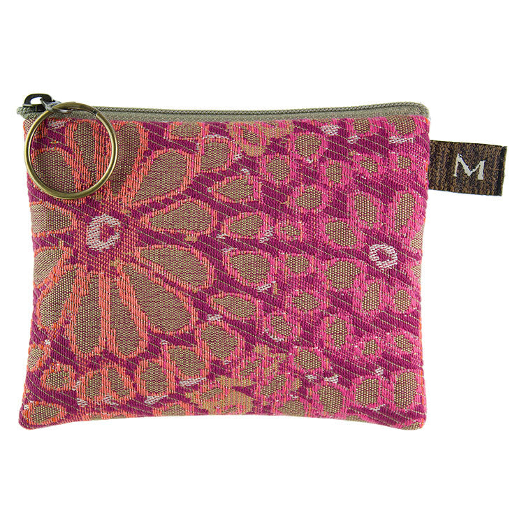 Maruca Coin Purse in Botany Hot