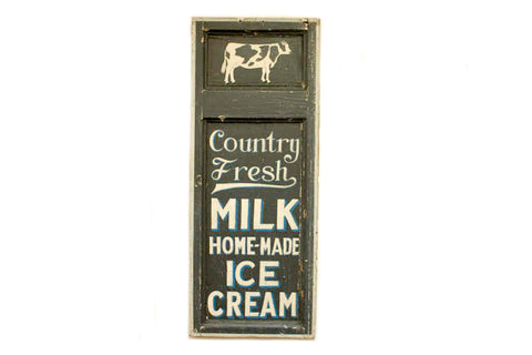 Country Fresh Milk (B) Americana Art