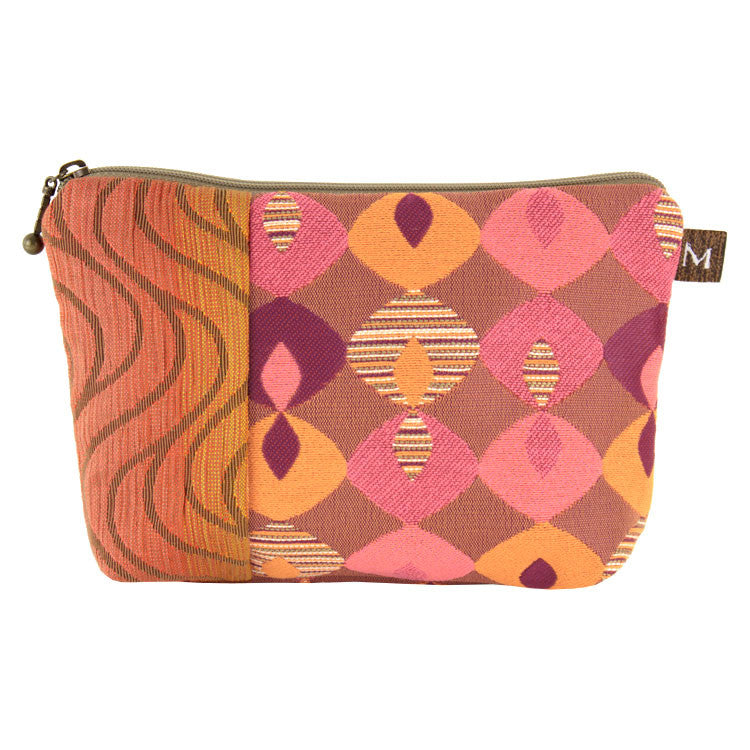 Maruca Cosmetic Bag in Jubilee Hot