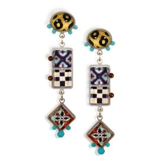 Arte Del Mosaico Earrings