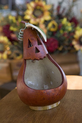 Candy Dish Gourd