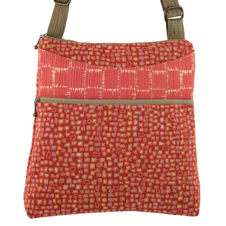 Maruca Spree Handbag in Retro Red