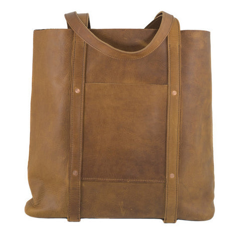 Leather Habitat Tote - Available in Multiple Colors