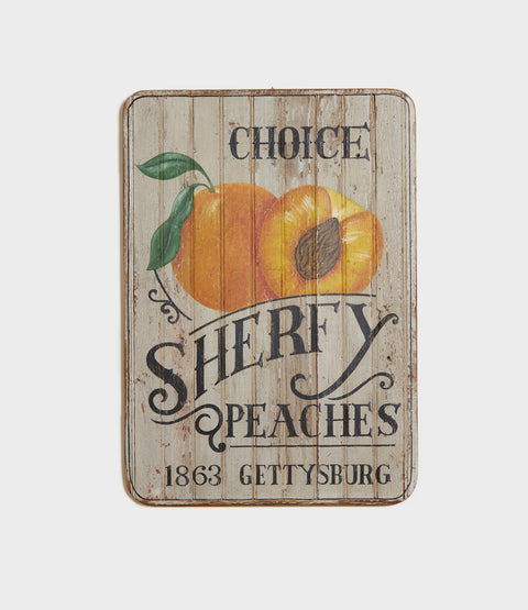 Choice, Sherfy Peaches Americana Art
