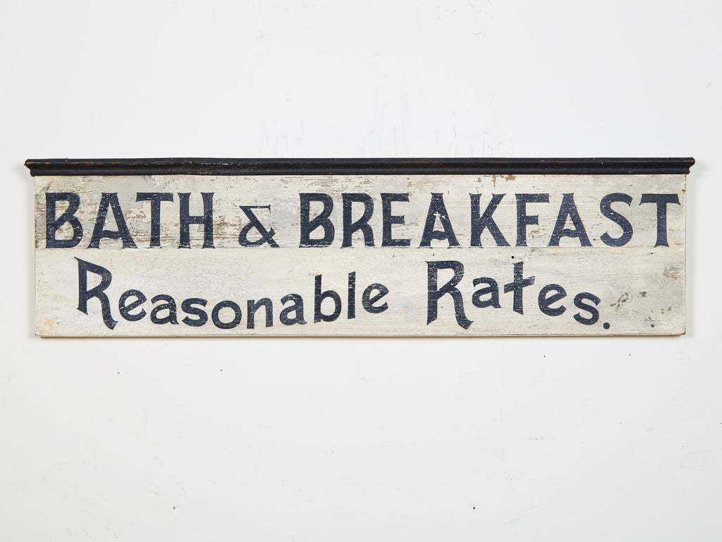 Bath & Breakfast, Reasonable Rates Americana Art