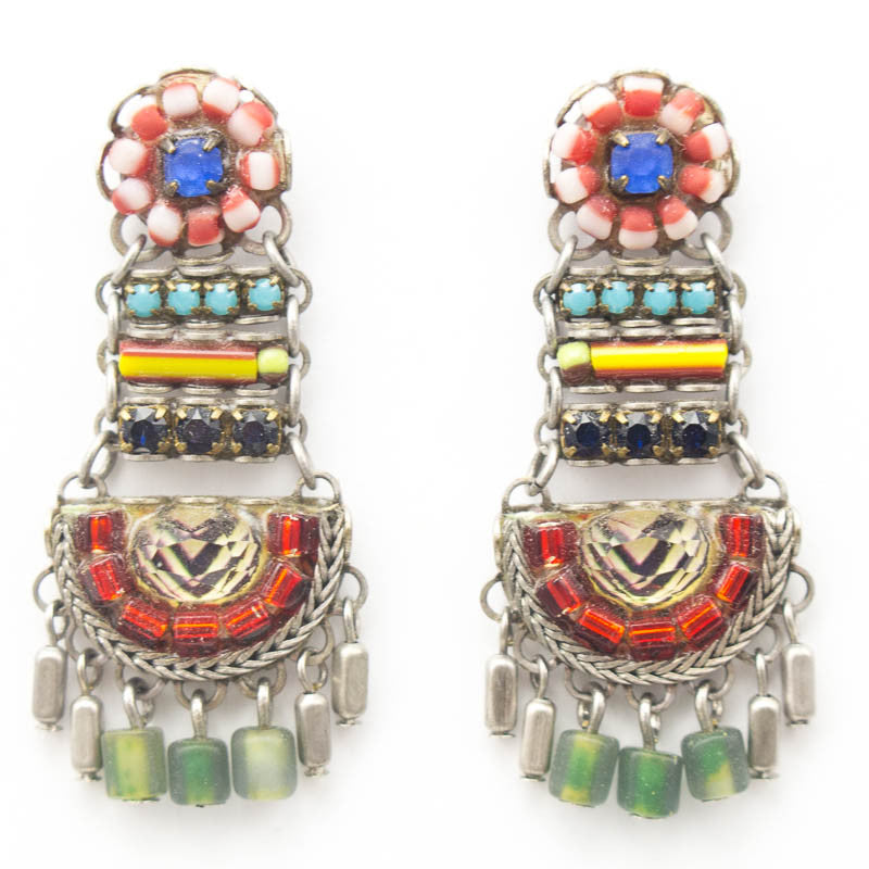 Pompeii Classic Collection Earrings by Ayala Bar