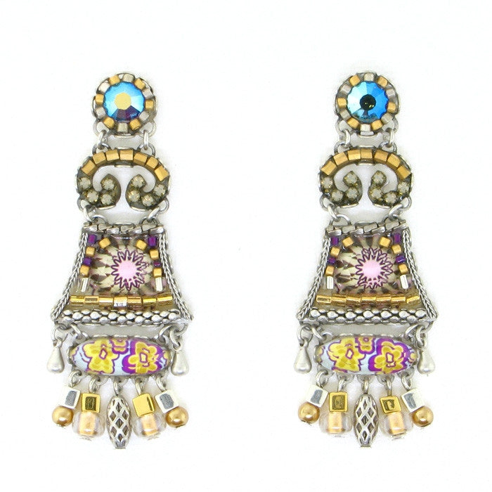 Mariposa Large Classic Collection Earrings by Ayala Bar